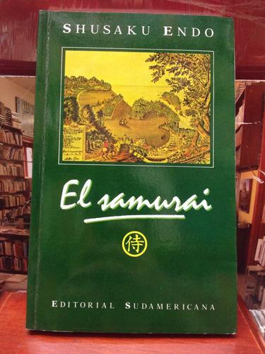 el samurai - shusaku endo - novela historica - sudamericana