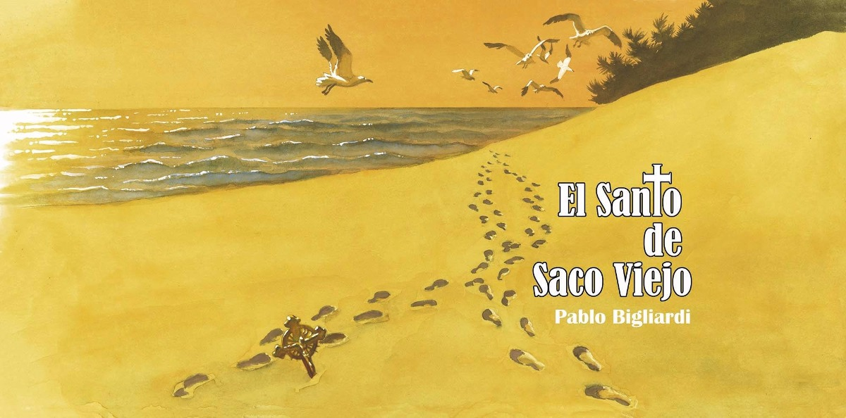 Resultado de imagen para pablo bigliardi,  Determinación y El Santo de Saco Viejo