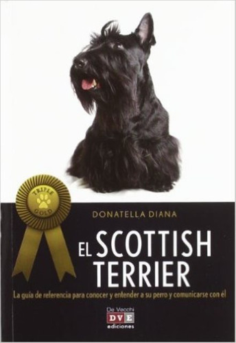 el scottish terrier (triple gold), diana donatella, vecchi