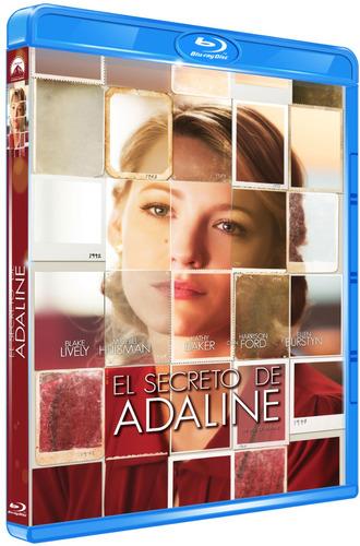 el secreto de adaline (bluray) nuevo original