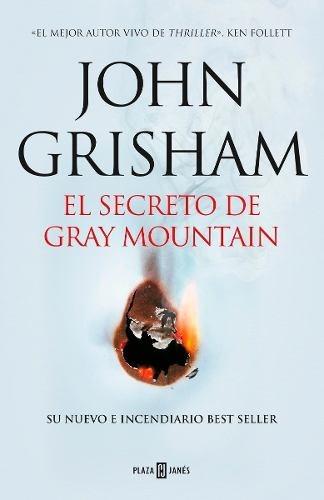el secreto de gray mountain - john grisham .(ltc)