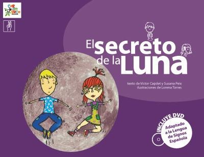 el secreto de la luna(libro )