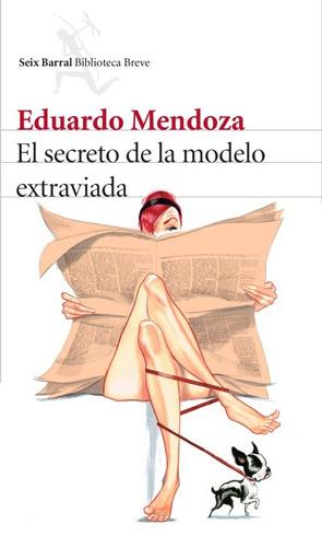 el secreto de la modelo extraviada(libro novela y narrativa)