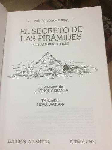 el secreto de las pirámides - richard brightfield