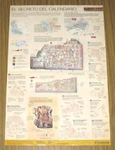 el secreto del calendario huaca brujo trujillo arqueología