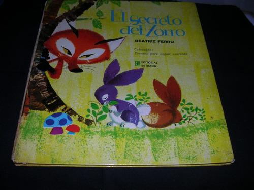 el secreto del zorro - libro de primaria - beatriz ferro