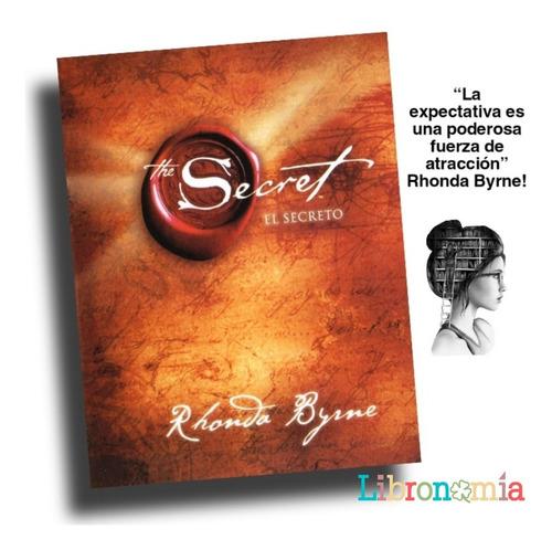 el secreto, rhonda byrne - libro fisico.
