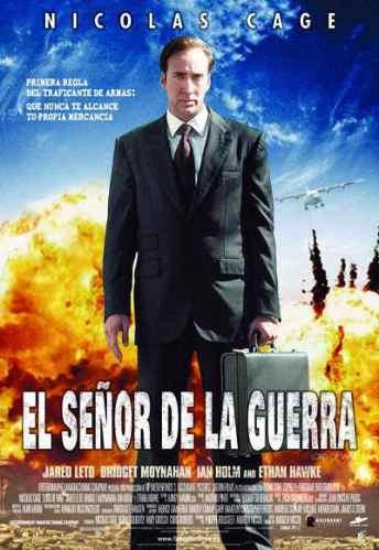 el señor de la guerra - dvd original usado estado impecable