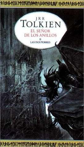 el señor de los anillos 2 - las dos torres - tolkien
