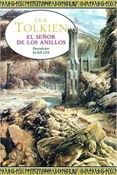 el señor de los anillos (4 tomos en 1) (ilustrado) (td)