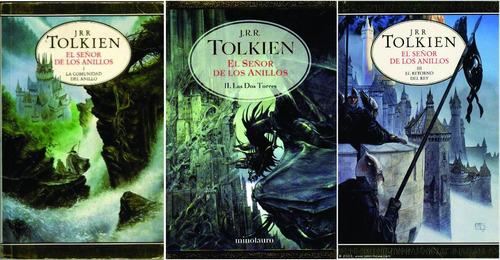 el señor de los anillos (6 libros) (pdf)