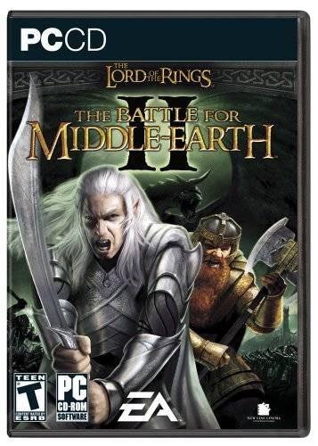 el señor de los anillos: batalla por la tierra media 2 - pc