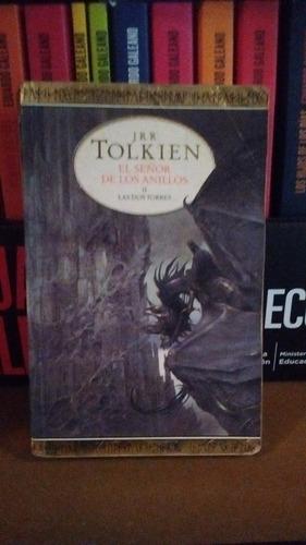 el señor de los anillos - las dos torres 2 - j.r.r tolkien
