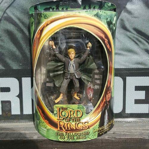 el señor de los anillos lord of the rings figura muñeco