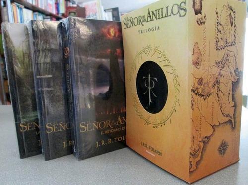 el señor de los anillos trilogia - tolkien / minotauro