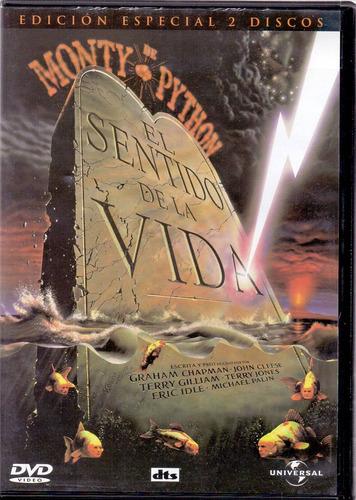 el sentido de la vida edicion especial 2 discos dvd