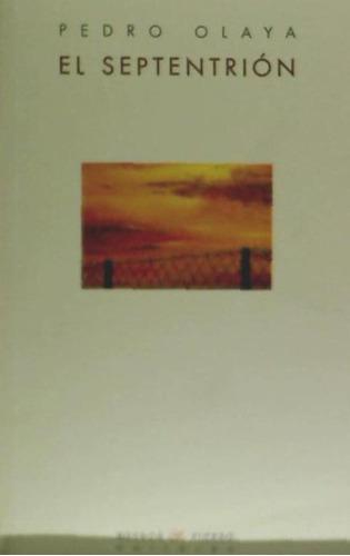 el septentrion(libro poesía)