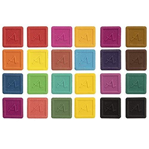 el set de arte de lujo de 80 piezas de darice - suministros