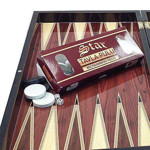 El Set De Juego De Mesa De 19 Turcos Cafe Backgammon 292 900 En