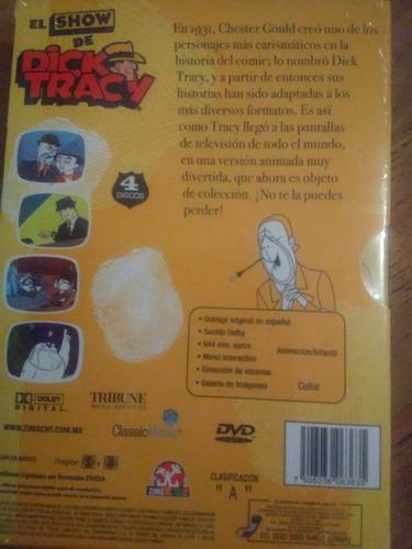 el show de dick tracy ( serie caricaturas )