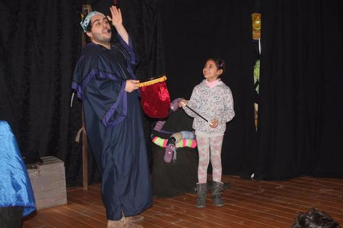 el show del mago ezequiel!!!! zona norte