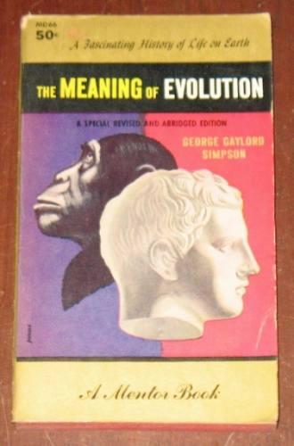 el significado de la evolución gaylord inglés origen hombre