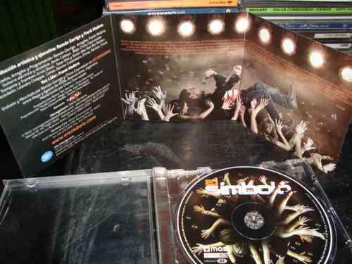 el simbolo  - cd album  - enciendelo  bfn