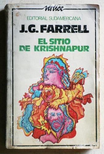 el sitio de krishnapur / j. g. farrell