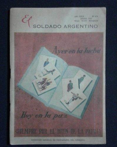 el soldado argentino, año xxix nº 579