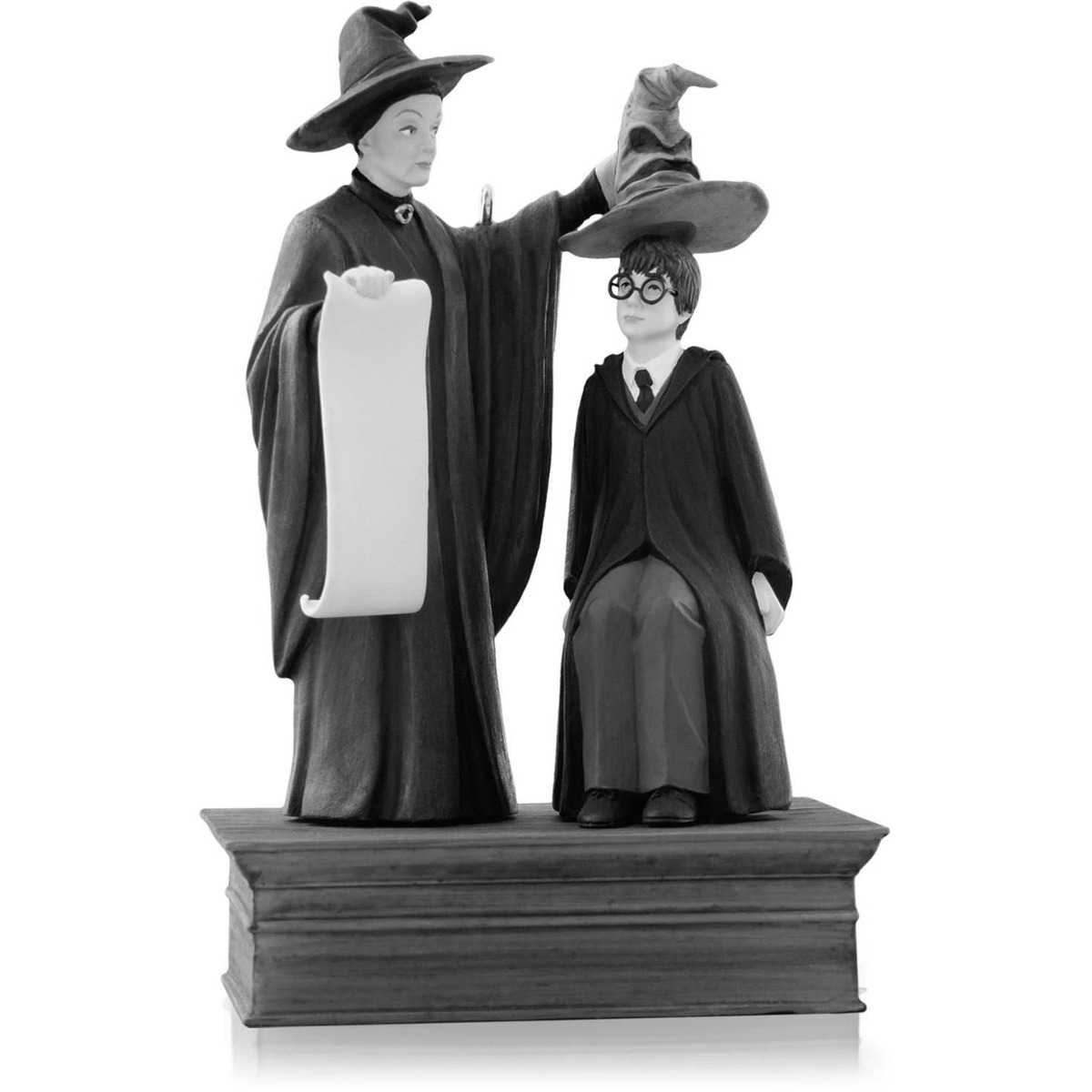 3919143956f61 El Sombrero Seleccionador Harry Potter 2014 Ornamento De Re ...