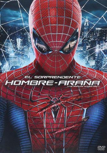 el sorprendente hombre araña the amazing spider - man dvd