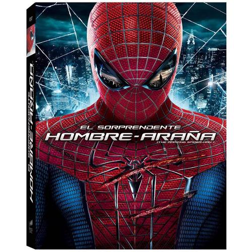 el sorprendente hombre araña the amazing spiderman marvel