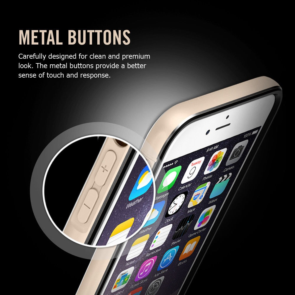 detailing 455a6 44d43 El Spigen Outlet] iPhone 6+ / 6s + [ Neo Hybrid Ex]...