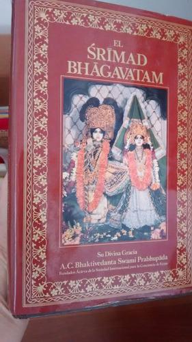 el srimad bhagavatam - sabiduria india swami prabhupada