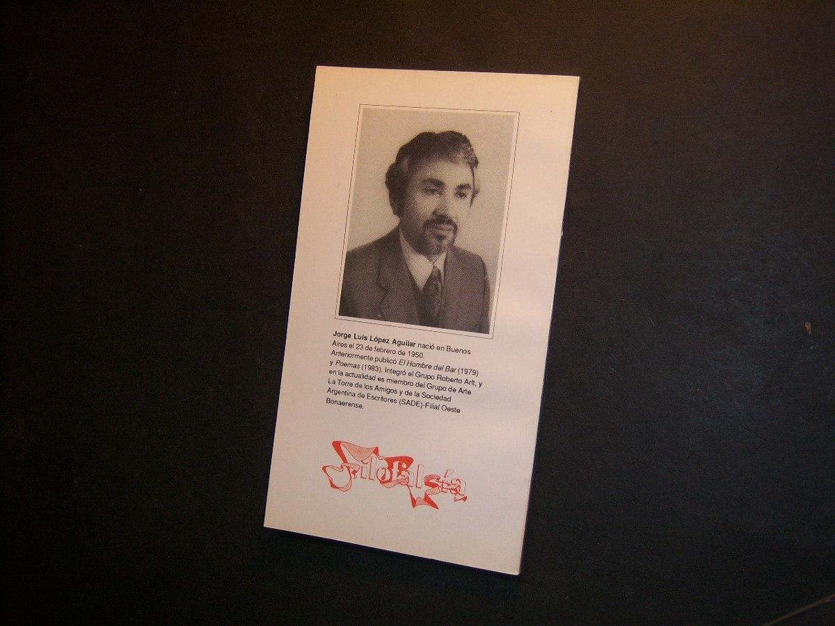 Resultado de imagen para Jorge López Aguilar poeta