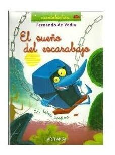 el sueño del escarabajo con dedicatoria del autor para vos