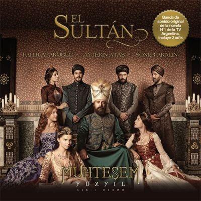 el sultan original soundtrack cd x 2 nuevo