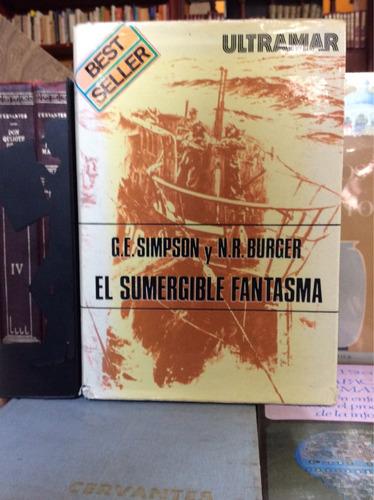el sumergible fantasma, g.e. simpson y n.r. burger
