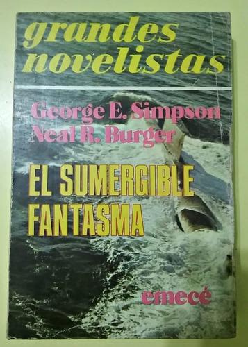 el sumergible fantasma  simpson - burger