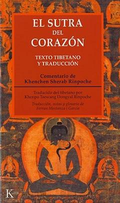 el sutra del corazon - khenchen rinpoche - budismo
