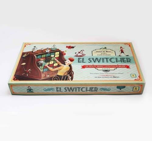 el switcher juego nuevo original ilustrado decur estrategia