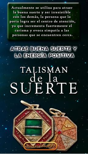 el talismán de los 9 misterios, consagrado.