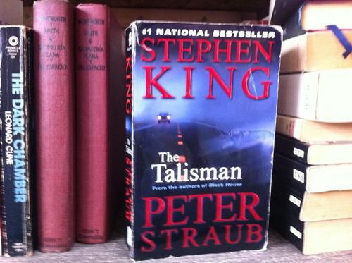 el talisman (ingles) stephen king peter straub terror