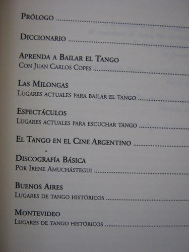 el tango una guía definitiva horacio salas 1996