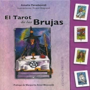 el tarot de las brujas - incluye libro y cartas de tarot