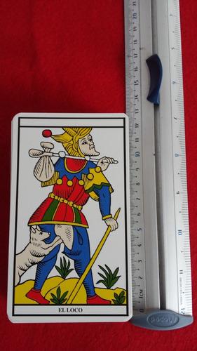 el tarot de marsella (set libro y cartas)