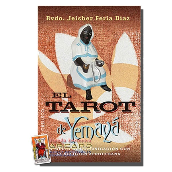 El Tarot De Yemaya - Libro Con 80 Paginas Y Cartas - $ 1,350.00 en ...