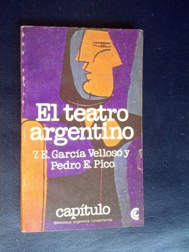 el teatro argentino 7 garcía velloso  pedro pico