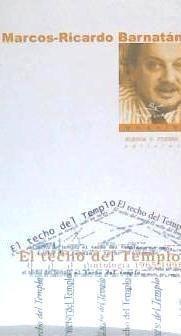 el techo del templo: antología 1965-1998(libro poesía)