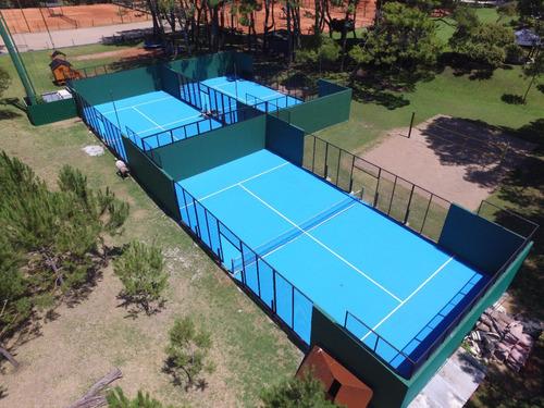 el tennis pinamar resort - apart hotel, spa & sports